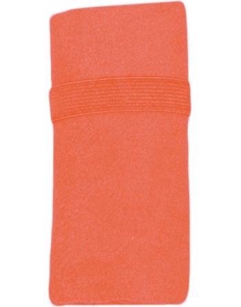 Serviette de sport orange...