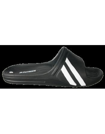 Sandales de bain noires...
