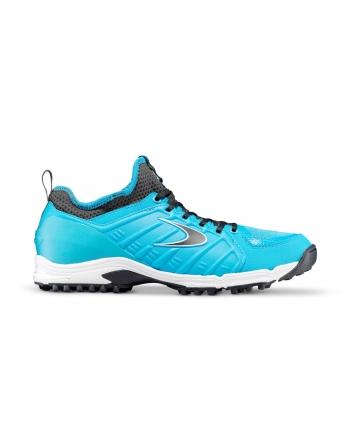 Chaussures bleues et noires...